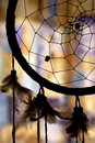 Dream catcher Royalty Free Stock Photo