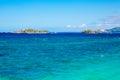 Dream scene beautiful islands on the tropical sea summer natu nature view Stock Photo