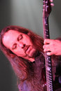 Dream Theater live, John Petrucci Royalty Free Stock Photo