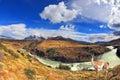 Dreamland Patagonia Royalty Free Stock Photo