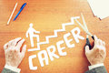 Dreams about career growth