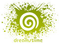 Dreamstime Logo Idea Royalty Free Stock Photo