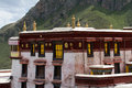 Drepung monastery the house of Royalty Free Stock Photo
