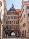 Dresdner schloss dresden germany june palace Stock Images