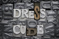 Dress code met Royalty Free Stock Photo
