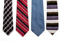 Dress ties Stock Photos