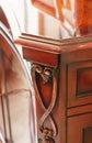 Dresser, fragment Stock Image