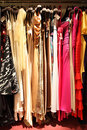 Dressing Shop Stock Photography