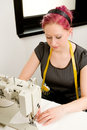 Dressmaker Royalty Free Stock Photos