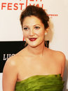 Drew Barrymore Lizenzfreie Stockfotos