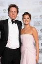 Drew Barrymore, Hugh Grant Images libres de droits