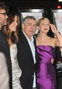 Drew Barrymore,Kate Beckinsale,Robert De Niro Royalty Free Stock Image