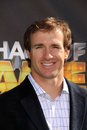 Drew brees at cartoon network s first ever hall of game awards barker hanger santa monica ca Stock Photography