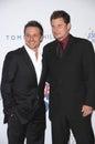 Drew Lachey, Nick Lachey Royalty Free Stock Photo