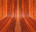 Drewniany łopot detailมnatural drewno ściana Obrazy Royalty Free
