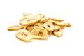 Dried Banana Royalty Free Stock Photo