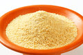 Dried bread crumbs Royalty Free Stock Photo