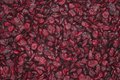 Dried cranberries can be used as background Royalty Free Stock Photos
