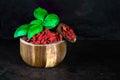 Dried Goji berries Royalty Free Stock Photo