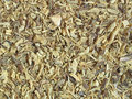 Dried liquorice (licorice) root Royalty Free Stock Image