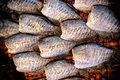 Dried salted damsel fish most popular thai cuisine food is another because freshness quality soft not too salty it is recognized Stock Photo