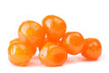 Dried tangerines Royalty Free Stock Image