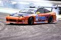 Drift Racing Royalty Free Stock Photo