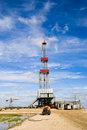 Drilling Rig Stock Photography