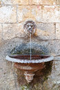 Drinking Fountain Stock Image