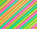 Drinking straw Royalty Free Stock Images