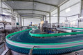 Drinks production plant in china Stock Photography