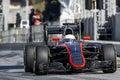 Driver Kevin Magnussen. Team McLaren F1 Royalty Free Stock Photo