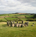 Drombeg Stone Circle Stock Photography