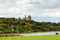 Dromore Castle in Co. Limerick Royalty Free Stock Images