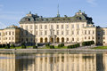 Drottningholm palace Royalty Free Stock Photo
