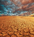 Drought Royalty Free Stock Photo