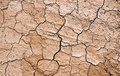 Drought on the ground Stock Photos