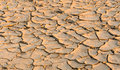 Drought land background greenhouse effect and global warming Stock Photography
