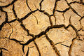 Drought land, climate change, hot summer Royalty Free Stock Photo