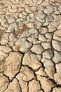 Drought land soil Royalty Free Stock Image