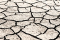 Drought land was cracked. Royalty Free Stock Images