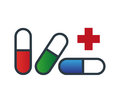 Drug Capsule Icon Design