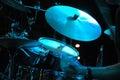 Drum Kit Royalty Free Stock Photo