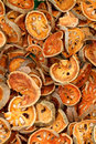 Dry bale fruit Royalty Free Stock Photo