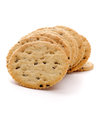 Dry Biscuits Royalty Free Stock Photography