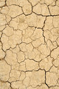 Dry cracked earth Royalty Free Stock Photos