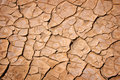 Dry cracked earth background, desert texture Royalty Free Stock Photo