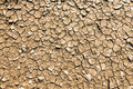 dry, cracked mud Royalty Free Stock Photo