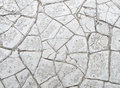 Dry cracked mud texture Stock Image