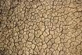 Suelo durante sequía
